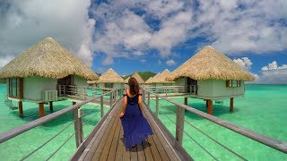 Download Bora Bora French Polynesia in 4K Video
