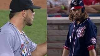 Download MIA@WSH: Werth, Fernandez stare down, make up Video