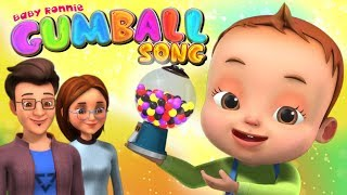 Download Gumball Machine Song | Baby Ronnie Rhymes | Videogyan 3D Rhymes | Nursery Rhymes For Babies Video