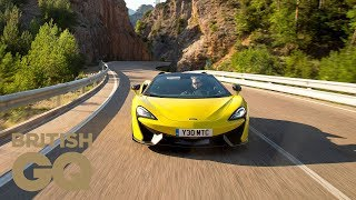 Download The McLaren 570S Spider is the Best Car we've driven in a Decade | GQ Cars | British GQ Video