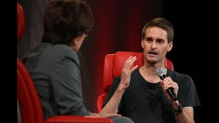 Download Evan Spiegel says the one thing Instagram can't copy is Snapchat's philosophy   Code 2018 Video