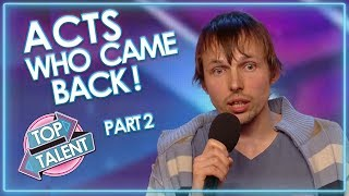 Download Acts Who CAME BACK! Part Two | Top Talent Video