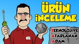 Download Teknolojiye Atarlanan Adam - Utoo N60 Telefon İncelemesi Video