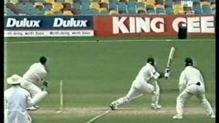 Download Saeed Anwar 119 vs Australia 1999 GABBA Video