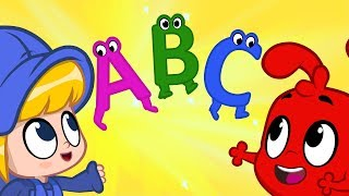 Download ABC Song with Morphle! - Learn the alphabet and more education for kids. (colors and shapes) Video