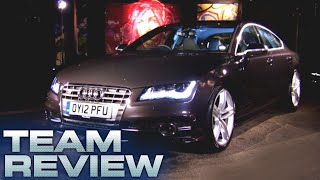 Download The Audi S7 (Team Review) - Fifth Gear Video