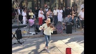Download Cheap Thrills (Sia ft. Sean Paul) - Violin Cover by Karolina Protsenko Video