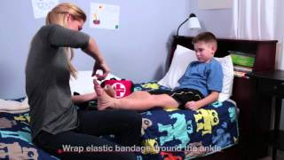 Download How to Treat a Sprained Ankle Video