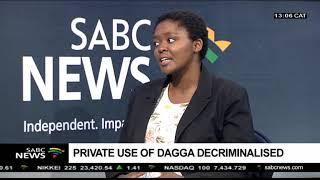 Download Constitutional Court's #Dagga ruling: Mahlako Komane Video