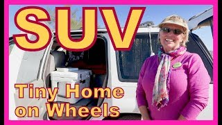 Download Converting a Ford Explorer Into a Tiny Home on Wheels Video