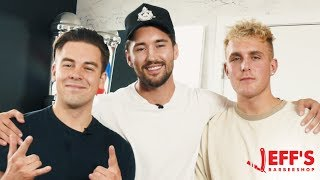 Download HOW TO GET A FREE PROMO FROM JAKE PAUL! Ft. Cody ko | Jeff's barbershop Video