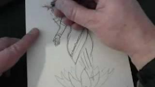 Download How to draw Hindu Goddess Lakshmi Video