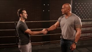 Download Meeting The Rock Video