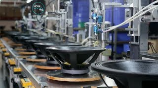 Download Making Of Speakers - Factory Tour #PART1 | How To Video