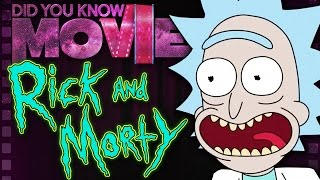 Download RICK AND MORTY - How to Troll Big Studios | Did You Know Movies Video