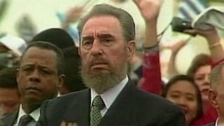 Download Cuban-Americans celebrate the death of Castro Video