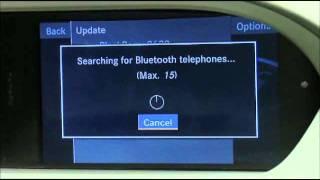 Download Mercedes-Benz Instructional Video: Bluetooth Internal Authorization (S-Class & CL-Class) Video