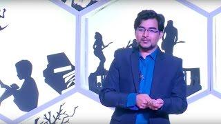 Download Sand Animation Artist | Rahul Arya | TEDxAmityUniversity Video