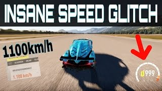 Download Driving over 1100km/h !!! | Forza Horizon 2 | Insane NEW Topspeed Glitch!! Video