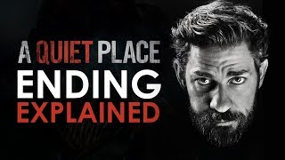 Download A Quiet Place Ending Explained + What The Monsters Represent Video