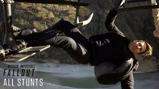 Download Mission: Impossible-Fallout (2018)- ″All Stunts″- Paramount Pictures Video