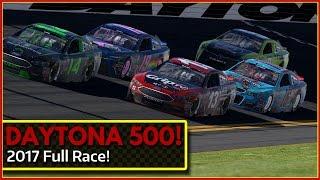 Download 2017 Daytona 500 iRacing Video