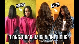 Download MY MERMAID HAIR TRANSFORMATION! Video