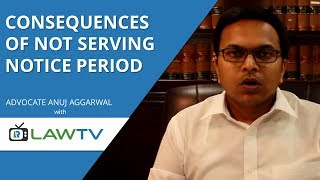 Download Indian Kanoon - Consequence of not serving notice period - LawRato Video