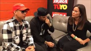 Download Daddy Yankee y Nicky Jam nos hablan del Choliseo 2,3,16,17 Diciembre 2016 Video