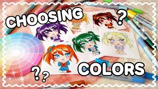 Download ☆ HOW-TO || Choosing Colors (4 Easy Tips!) ☆ Video