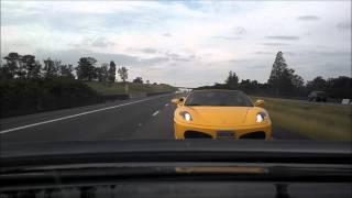 Download BMW M5 V10 vs Ferrari F430 vs Porsche Turbo PDK Video