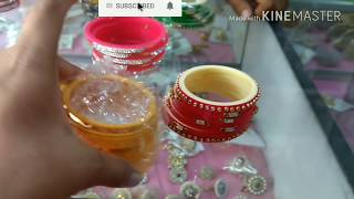 Download Rajputi Chura design latest Bangles dailywear/rajsthani bangles/Rajputi chura set/Kundan chura/stone Video