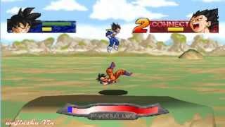 Download Dragon Ball Z Legends- Z Fighters vs Nappa Vegeta (Saiyan Saga) Video