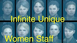MGSV: Phantom Pain - SwimSuit and Uniforms (Metal Gear Solid 5) Free