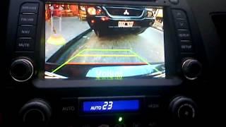 Download CASKA ESTEREO NAVEGADOR, funcion camara reversa en honda civic 09 Video