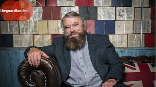 Download Brian Blessed on Scotland, polar bears and Flash Gordon | Guardian Live Video