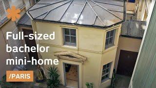 Download Garçonnière Paris: miniature home as bachelor pad in Pigalle Video