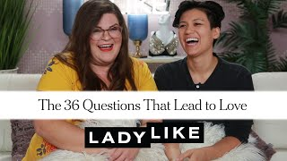 Download Kristin and Jen Take the Test That Makes You Fall in Love • Ladylike Video