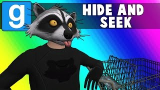 Download Gmod Hide and Seek - Shopping Cart Edition! (Garry's Mod) Video