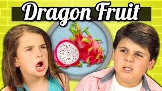 Download KIDS vs. FOOD - DRAGON FRUIT Video