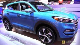 Download 2017 Hyundai Tucson Limited 1.6T - Exterior and Interior Walkaround - 2017 Detroit Auto Show Video