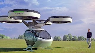 Download Flying Car by Airbus & Italdesign [YOUCAR] Video