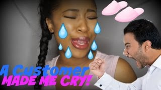 Download STORYTIME: A Customer Made Me CRY! | Working At Walmart Video