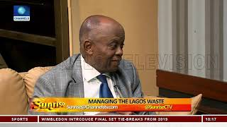 Download Environmentalists Agree Lagos Needs Waste Mgt Road Map Now More Than Ever Pt.1 |Sunrise| Video