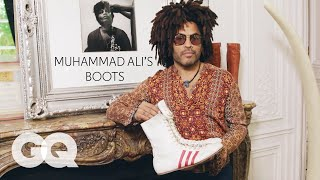 Download Lenny Kravitz Shows Us His Favorite Possessions | Collected | GQ Video