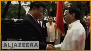 Download 🇵🇭🇨🇳Filipinos protest against Duterte's new China deals l Al Jazeera English Video