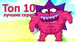 Download Смешарики лучшее   Все серии подряд - старые серии 2011 г. (Мультики для детей и взрослых) Video