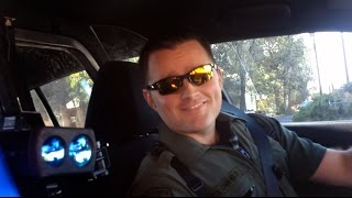 Download Citizen Pulls Cop Over, Gives Warning. Video