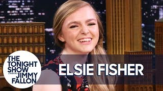 Download Eighth Grade Star Elsie Fisher Reacts to Being Lip-Synced to on TikTok Video