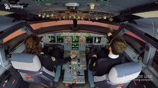 Download Multi Crew Cooperation basics. Go around and ILS approach on Airbus A320 – BAA Training Video